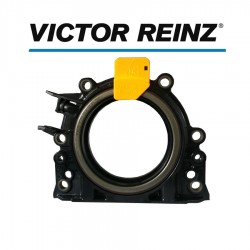 VICTOR REINZ Rear Engine Crankshaft Seal with Flange Fits Jetta Diesel BRM