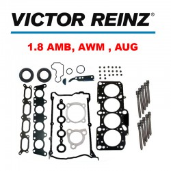 Cylinder Head Gasket Set with Bolts VW JETTA, GOLF, BEETLE, TT, and TURBO GASKET