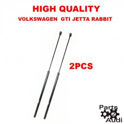Front Hood Gas Lift Support Shock Strut Kit 2pcs For VOLKSWAGEN GTI Jetta Rabbit