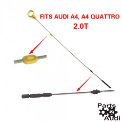 Engine Oil Dipstick Fits Audi A4 A4 Quattro