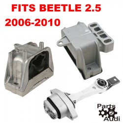 Engine Motor Mounts Auto Transmission Mount 3PCS Fits Beetle Only