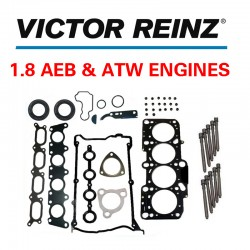 OEM Cylinder Head Gasket Set with Bolts VW Audi AEB ATW