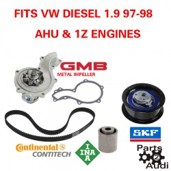 OEM Engine Timing Belt Kit Water Pump Rollers Fits VW Diesel AHU  1Z Eng