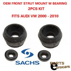 OEM Front  Strut Mounts with Bearing Kit 2pcs Fits Audi Volkswagen