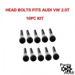 Cylinder Head Bolts 10pc Kit Fits Audi Volkswagen