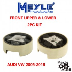 MEYLE Upper and Lower Engine Sub Frame Mounts For Audi A3 VW EOS GTI Jetta Rabbit