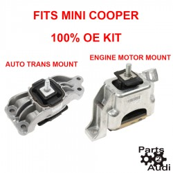 OEM Engine Motor Mount Auto Trans Mount Kit For Mini Cooper