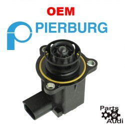 OEM PIERBURG Fuel Injection Cutoff Valve Bypass Valve Fits Audi Vw TSI FSI