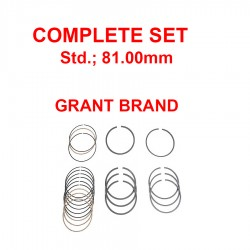 GRANT Engine Piston Ring Set Fot Audi Volkswagen