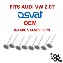 OEM OSVAT Engine Intake Valves 8pc Kit Fits Audi VW