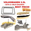 TIMING CHAIN KIT COMPLETE FITS VW 2.5 CBTA & CBUA BEETLE GOLF JETTA PASSAT