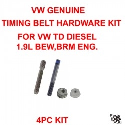Timing Belt Hardware Kit Studs & Locking Nuts For VW TD Diesel 1.9L BEW,BRM Eng.