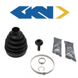 GKN LOEBRO OEM Front Outer CV Joint Boot Kit Fits Audi A4 A5 Q5