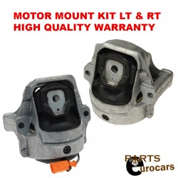 Engine Motor Mount Mounts Set Left and Right Kit For Audi A4 A5