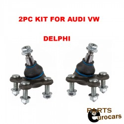 Suspension Ball Joint Joints 2pc Kit LT RT Fits Audi A3 VW CC Passat
