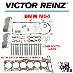 OEM Victor Reinz Cylinder Head Gasket Set For BMW M54
