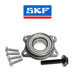 Wheel Hub Bearing KIT Complete OEM SKF for Audi A4 A6 A8 & Volkswagen Passat