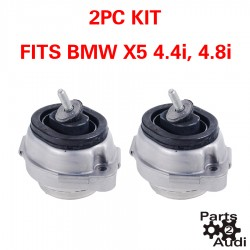 Motor Mounts Engine Mounts Kit Left and Right Fits BMW X5