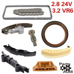 ENGINE TIMING CHAIN KIT EUROVAN GTI GOLF JETTA VR6 24V VALVE