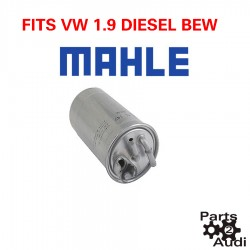 OEM MAHLE Diesel Fuel Filter For Diesel VW Beetle Golf Jetta Passat