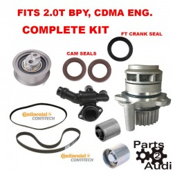 TIMING BELT COMPONENTS KIT AUDI A3 TT EOS GTI JETTA PASSAT