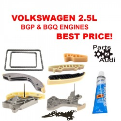 TIMING CHAIN KIT COMPLETE FITS VW BGP BGQ BEETLE GOLF JETTA PASSAT