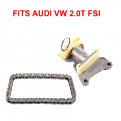 TIMING CHAIN TENSIONER CAMSHAFT CHAIN KIT 2PCS FOR VW AUDI