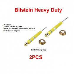 Rear Shock Absorber Heavy Duty without EDC without Self Levelling For BMW 540i