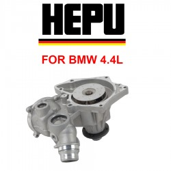 OEM HEPU Water Pump for BMW E38 740 E39 540 E53 X5 Land Rover Range Rover M62