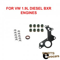 Engine Cam Bearing Set,Cam Seal,Vaccum Pump Gasket,Stem Oil Seal