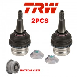 TRW Front Suspension Ball Joint Joints Kit 2pcs Fits Audi A4 A4 Quattro A5