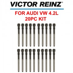 VICTOR REINZ Engine Cylinder Head Bolts For Audi VW 4.2L